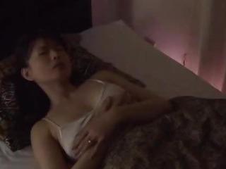 Horny Eriko loves having solo