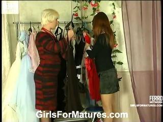 Penny&Alice mature lesbian movie