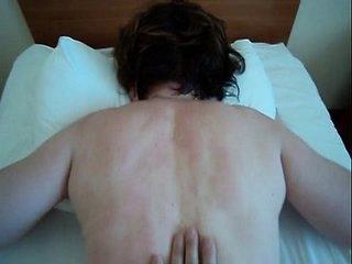GORGEOUS MATURE MOM 50  SON VOYEUR SEX NICE ASS HOMEMADE HIDDEN WIFE CUMSHOT SPY