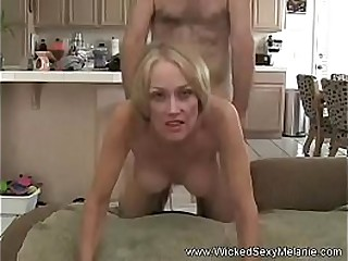 Mom let's son fulfill his fantasy with her