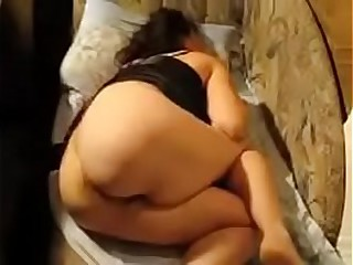 Mom ass fingered