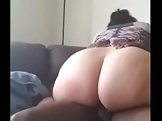 mom pawg friend loving my dick
