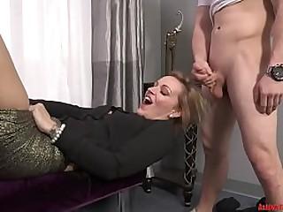 Mom Is Cum Crazed Slut